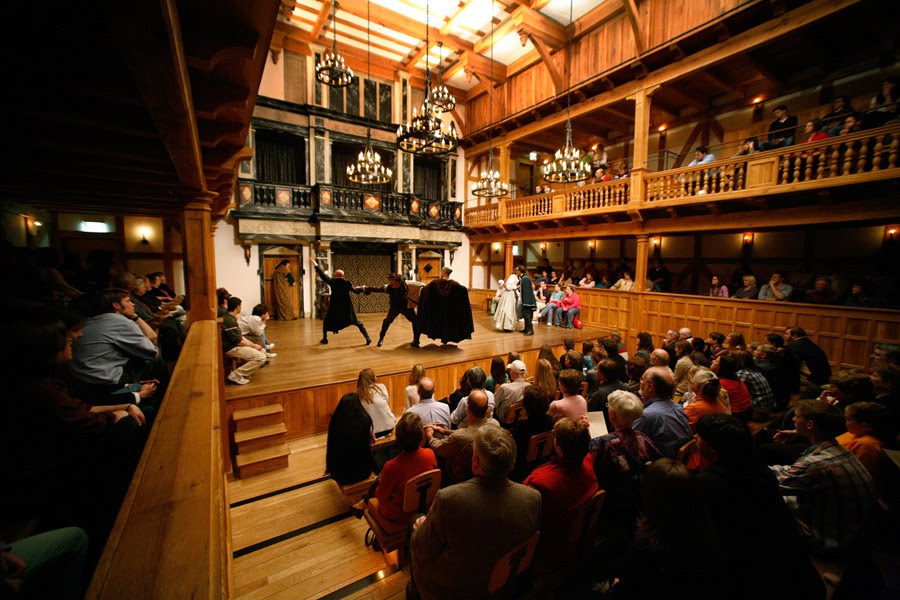 elizabethan theatre audience - photo #21