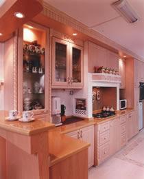 kitchen interior design - hiasan dalaman dapur