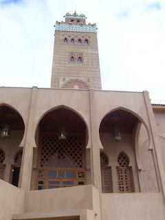 Latin america's biggest mosque