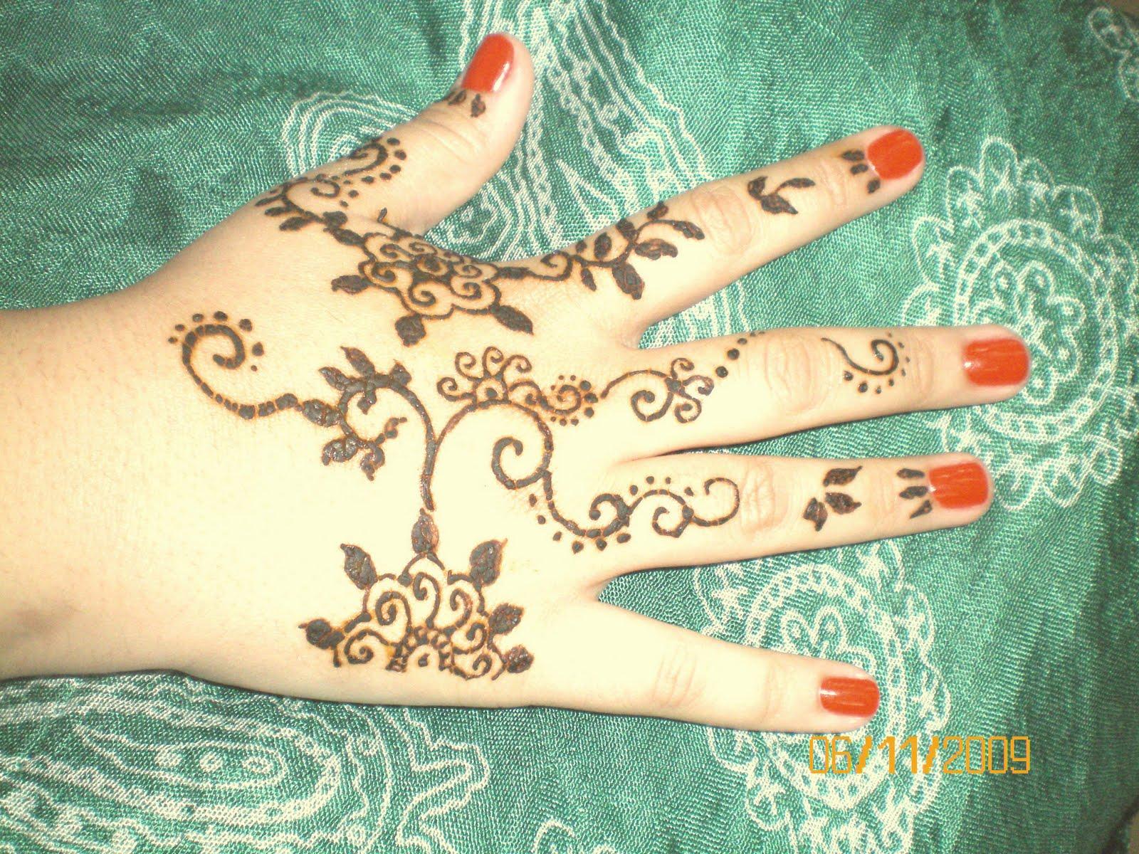 Decorative Henna Arts Mays 2010