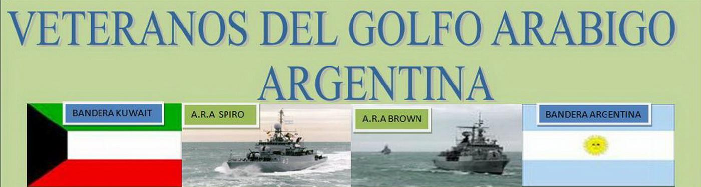 "VETERANOS DEL GOLFO PERSICO ""ARGENTINA"""
