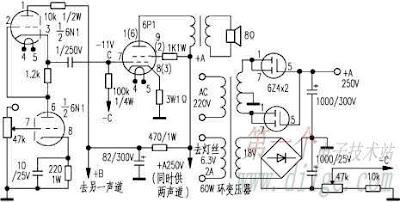Hammond Organ Schematic Diagrams on Hammond Organ Schematic Diagrams