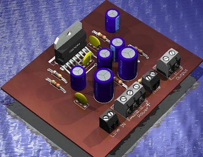 3d image for <a href='http://www.circuitlab.org/search/label/amplifier' title='amplifier circuits'>amplifier</a> tda7294