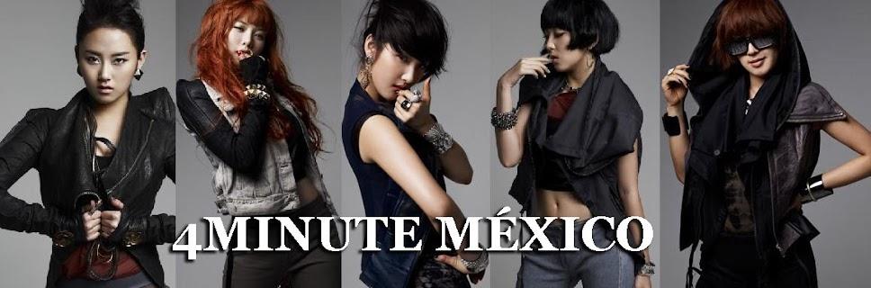 4MINUTE MÉXICO