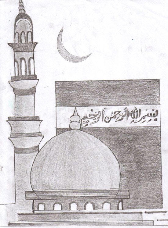 Pakmasti: Khana_Kaba_Masjid_e_nabvi