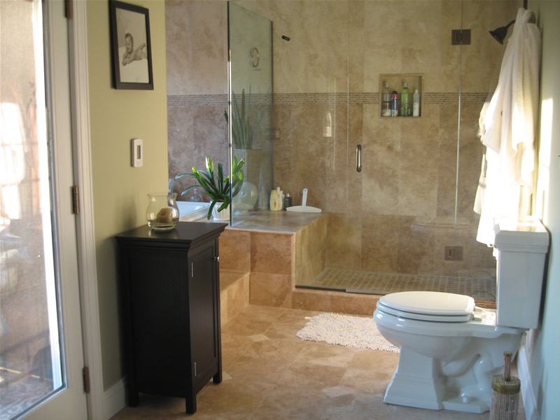 You will still need to purchase bathroom remodeling