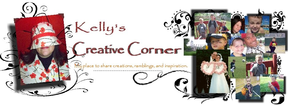 Kelly's Creative Corner