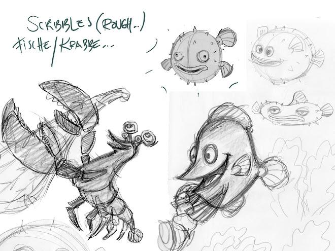 Meeresbewohner / Sealife