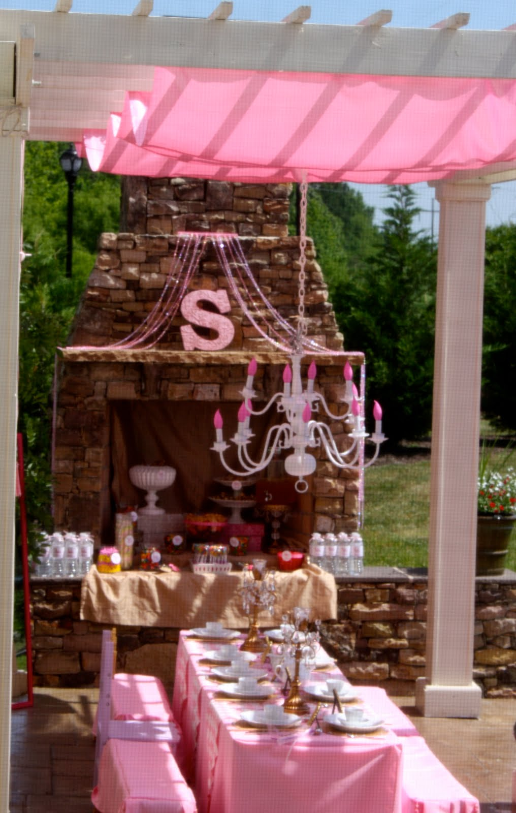 Disney Princess Party Decoration Ideas