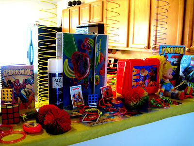 Totally Awesome 80's Party via Kara's Party Ideas