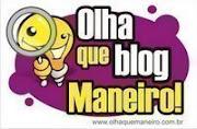 Presente da Rejane do blog Coral Estaca Ribeirão Pires