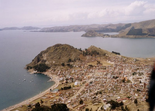 Copacabana, Bolivia, Lake Titicaca