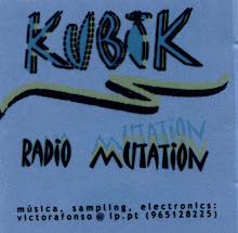 "Maquete ""Radio Mutation"" - 2000"