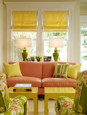 Chic Coles: Fabulous Window Treatments