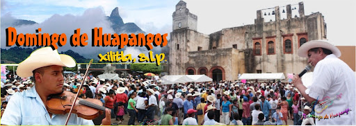 Domingo de Huapangos