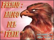 RECIBI EL PREMIO: