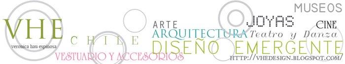 VHE :: Chile :: Diseño Emergente :: New  Designers