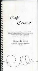 Antología Café Central