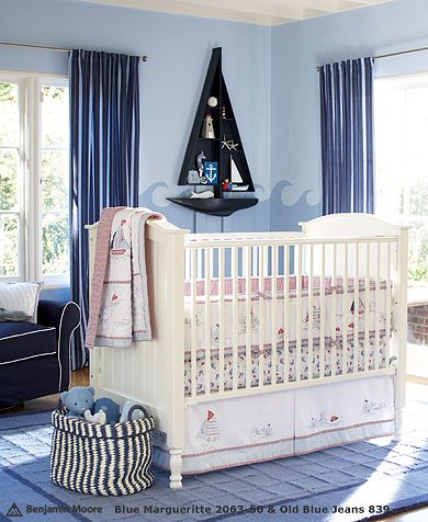 It's a Wonderful Life!: Nautical Nursery!
