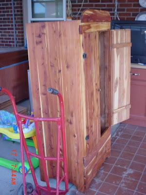 busplunge: Red Cedar