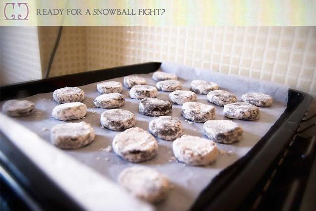 Chocolate-Espresso Snowcaps Recipes — Dishmaps