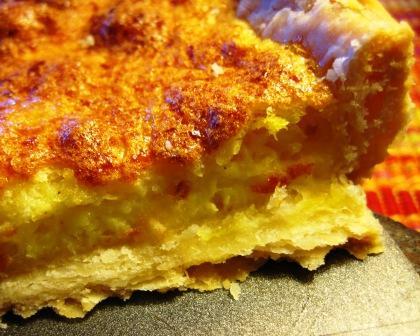 Doves Today: A Pie a Week - Sweet corn pie