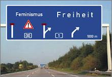 Freiheit statt Feminismus