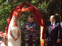 Adam and Laurel Anderson's wedding