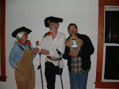 Halloween with Gwen, Zeke and Tom