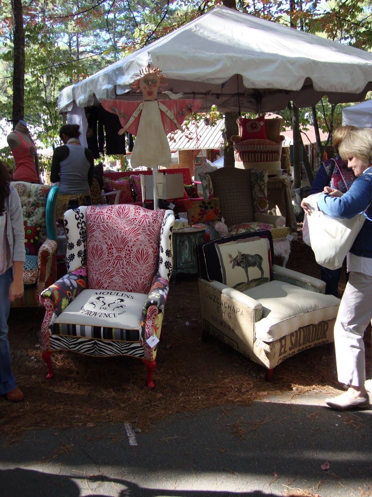 Kudzu Originals Country Living Fair 2010 Stone Mountain