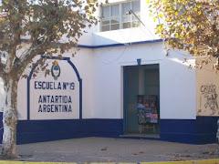"ESCUELA Nº 19 "" Antartida Argentina"""