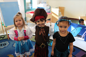 Halloween Fun at School!