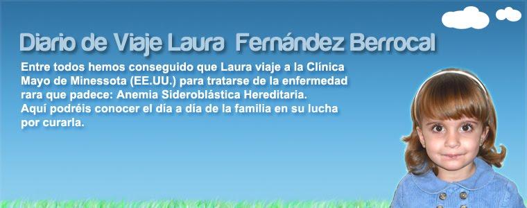 Laura Fernández Berrocal - Diario de Viaje