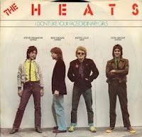 Cover Album of The Heats