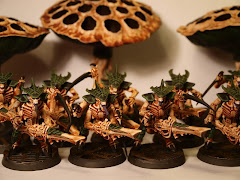Tyranids Warriors