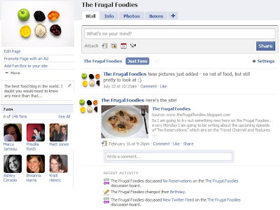 The Frugal Foodies