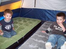 Camping in Pescadero