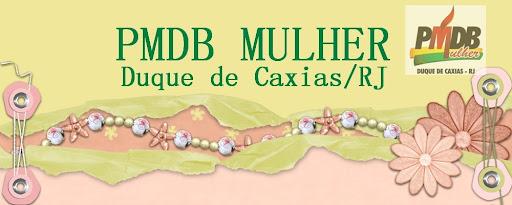 PMDB Mulher Duque de Caxias
