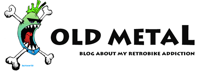 OLD METAL , my retro mountainbike blog