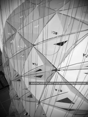 MADEinCALIFORNIA ///Co.De.: Spaceframe 05_aast Installation