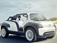 Citroen Lacoste Concept (2010) | Auto Zone Video