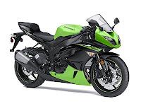 2010 Kawasaki Ninja ZX-6R | Motorcycle Zone Video