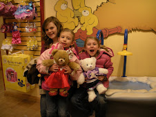 Build a Bear Fun!