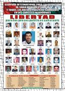 Liberta para los presos políticos saharauis en carceles Marroquies.