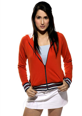Sagarika Ghatge sporty look
