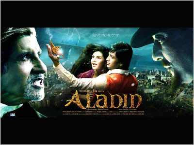 Jacqueline's Aladin releases on 30/Oct