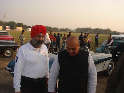 Sudhanshu Mittal Ji with Gurinder Singh Rance.