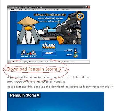 Cpcheats.info penguin storm 8 download