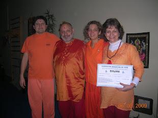 Master en Yoga Integral