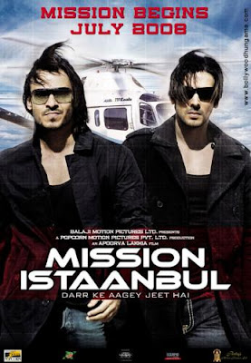 First Look Mission Istanbul vivek oberoi and zayed khan